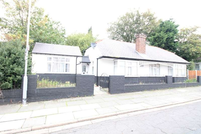 2 Bedrooms Bungalow for rent in Guernsey Road, Liverpool, L13