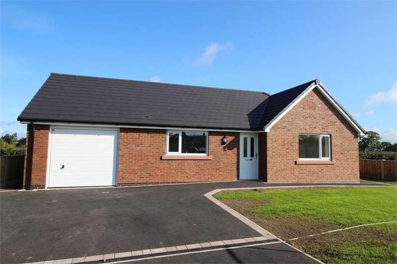 2 Bedrooms Detached Bungalow for sale in CA2 4TQ AppleTree Close, Durdar, CARLISLE, Cumbria