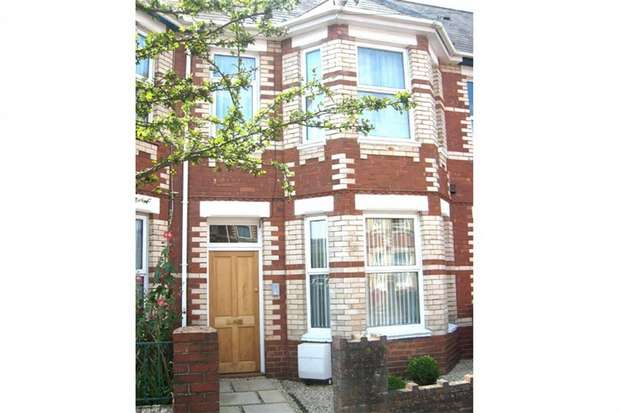 2 Bedrooms Flat for sale in 44a Waverley Road, Waverley Road, EXMOUTH, Devon
