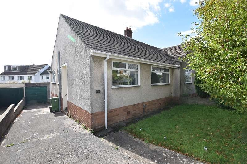 2 Bedrooms Semi Detached Bungalow for sale in Heol Uchaf , Rhiwbina, Cardiff. CF14 6SP