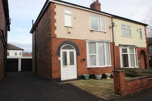 3 Bedrooms Semi Detached House for sale in Maple Avenue, Bolton, BL1