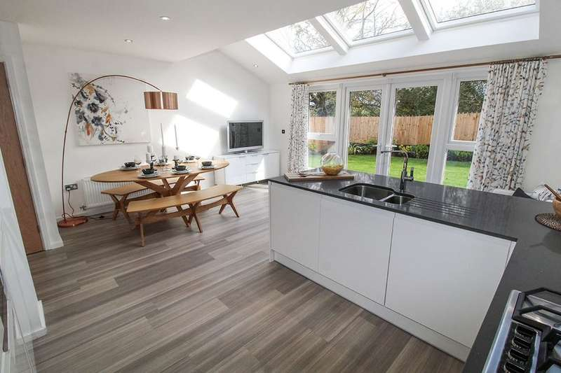 4 Bedrooms Detached House for sale in Rectory Lane, Standish, Wigan, WN6