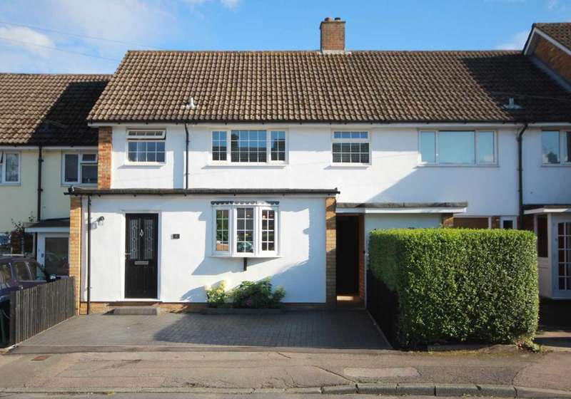 3 Bedrooms House for sale in EXTENDED and WELL PRESENTED 3 DOUBLE BED in this SOUGHT after situation in HP1