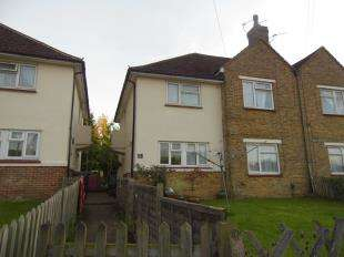 2 Bedrooms Maisonette Flat for sale in Durham Close, Shepway, Maidstone, Kent