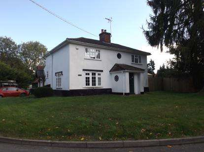 4 Bedrooms Detached House for sale in Hoxne, Eye, Suffolk