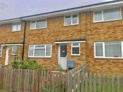 3 Bedrooms Terraced House for sale in Evenlode, Banbury, Oxfordshire