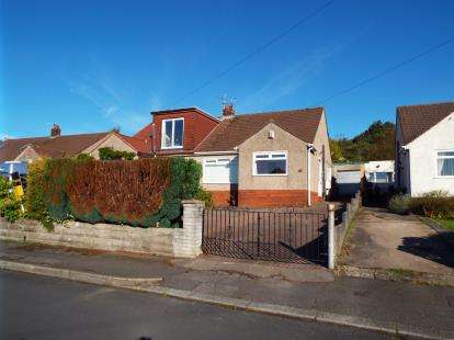 2 Bedrooms Bungalow for sale in Gron Ffordd, Rhiwbina, Cardiff