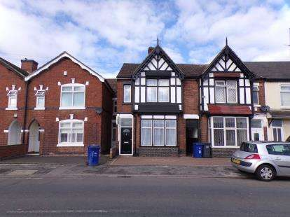 3 Bedrooms Terraced House for sale in Derby Road, Burton On Trent, Staffordshire