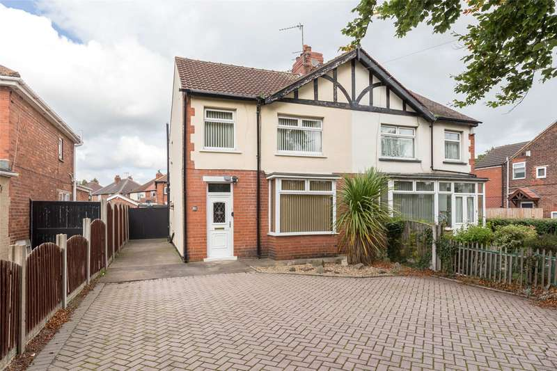 3 Bedrooms Semi Detached House for sale in Sprotbrough Road, Doncaster, DN5