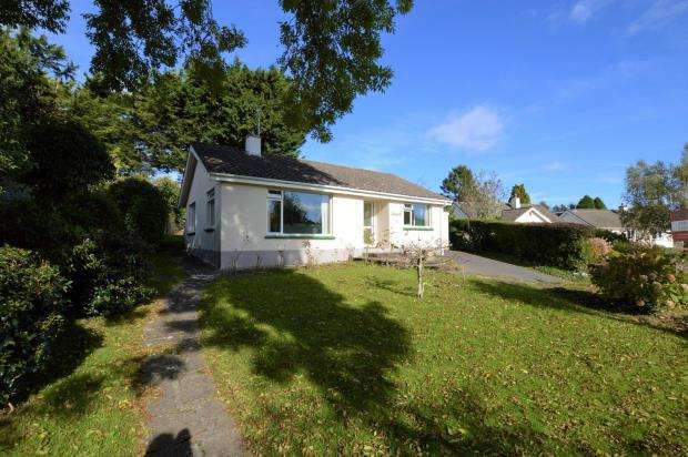 2 Bedrooms Detached Bungalow for sale in St Bernards Close, Buckfast, Buckfastleigh, Devon