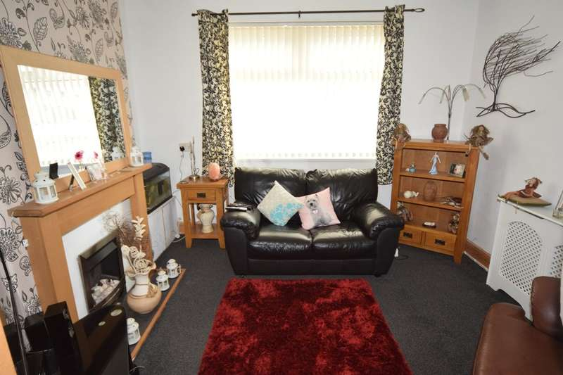 2 Bedrooms End Of Terrace House for sale in Ivy Avenue, Barrow-in-Furness, LA14 2PU