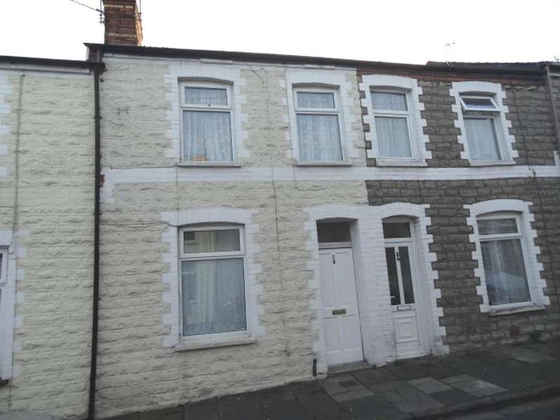 2 Bedrooms End Of Terrace House for sale in Commercial Road, Barry