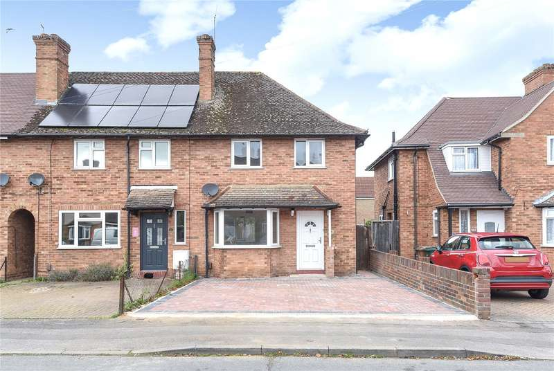 2 Bedrooms End Of Terrace House for sale in Tudor Way, Mill End, Hertfordshire, WD3