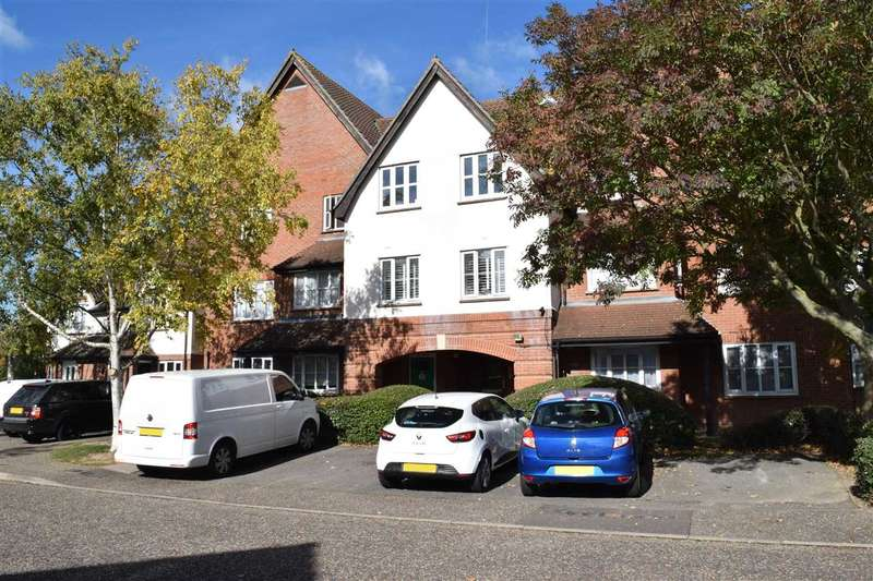 1 Bedroom Apartment Flat for sale in Jeffcut Road, Chelmer Village, Chelmsford
