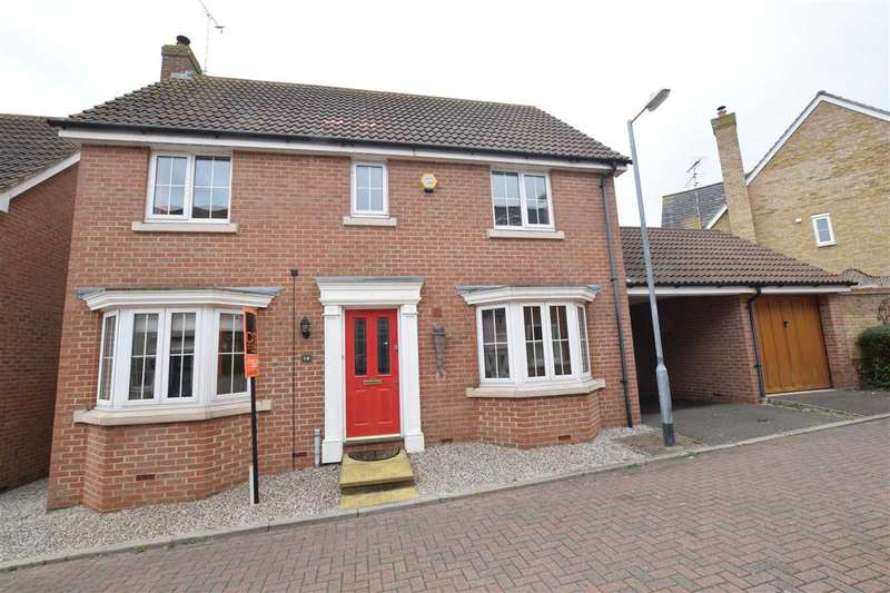 4 Bedrooms Detached House for sale in Judge Road, Chelmsford