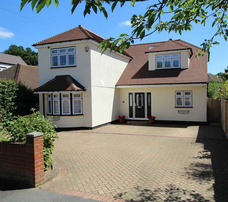 4 Bedrooms Detached House for sale in Sebastian Avenue, Shenfield