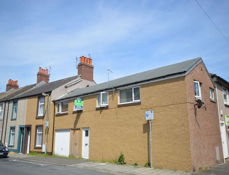 2 Bedrooms Flat for sale in Bolton Street, Workington, CA14