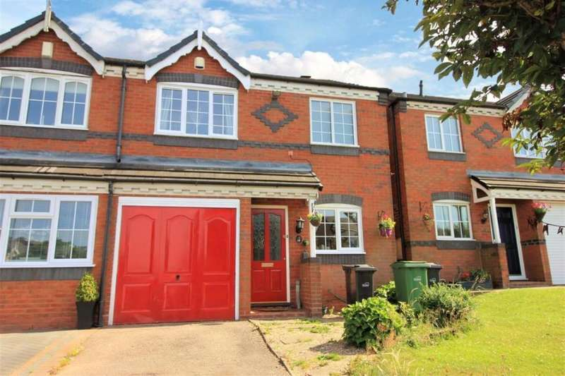 3 Bedrooms Semi Detached House for sale in St. Marks Road, Dudley, DY2