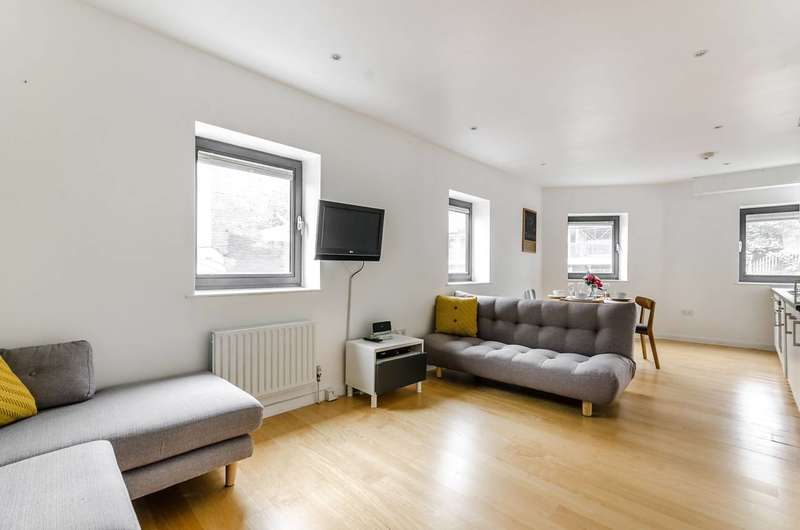 1 Bedroom Flat for sale in Grove Vale, East Dulwich, SE22