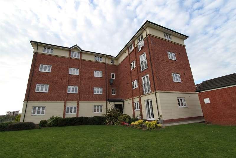 2 Bedrooms Apartment Flat for sale in Argosy Way, Newport