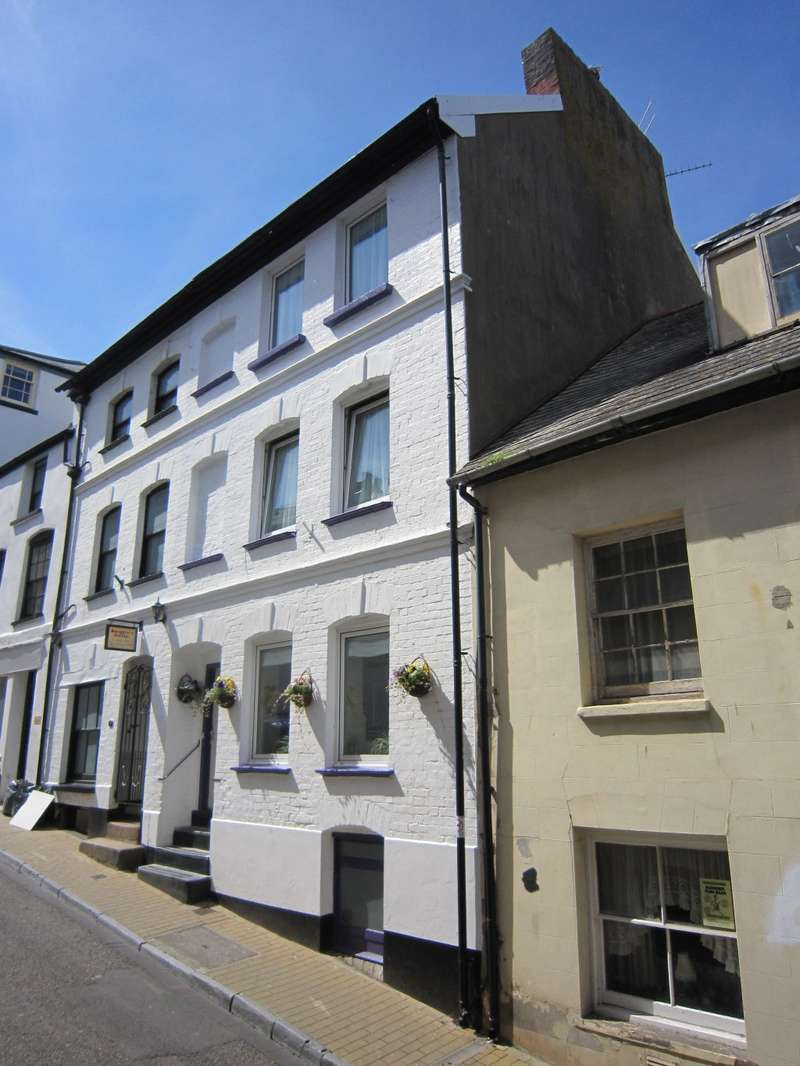 5 Bedrooms Terraced House for sale in Fore street, Ilfracombe, Devon EX34