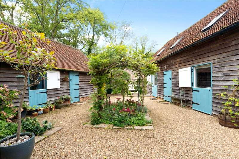 1 Bedroom Detached House for sale in Grayswood Road, Grayswood, Haslemere, Surrey, GU27
