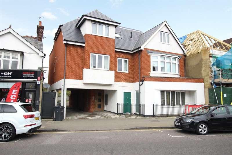 2 Bedrooms Flat for sale in Novus House, 181 Hatfield Road, St. Albans, Hertfordshire, AL1