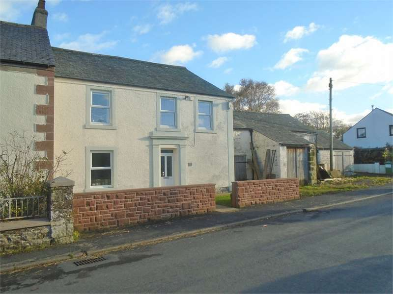 4 Bedrooms Semi Detached House for sale in CA7 1EA Ireby, Wigton, Cumbria