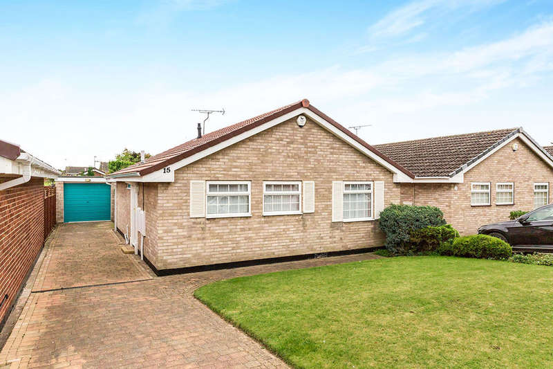 2 Bedrooms Detached Bungalow for sale in Tatenhill Gardens, Cantley, Doncaster, DN4