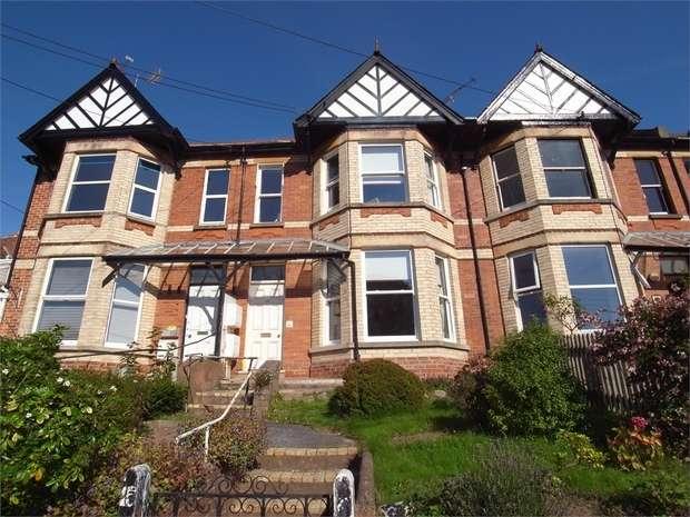 2 Bedrooms Flat for rent in BUDLEIGH SALTERTON, Devon