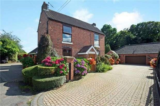 4 Bedrooms Detached House for sale in Hipsley Lane, Baxterley, Atherstone, Warwickshire