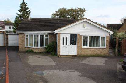 3 Bedrooms Bungalow for sale in Ellesmere Close, Brackley, Northamptonshire