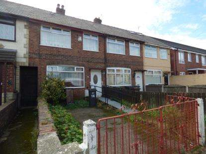 3 Bedrooms Terraced House for sale in Lime Grove, Seaforth, Liverpool, Merseyside, L21