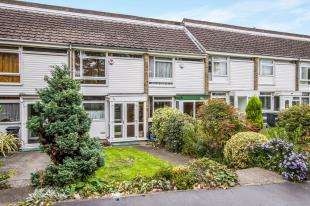 2 Bedrooms Terraced House for sale in Chichester Road, Park Hill, Croydon, Surrey