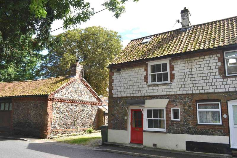 2 Bedrooms End Of Terrace House for rent in White Cross Road, Swaffham