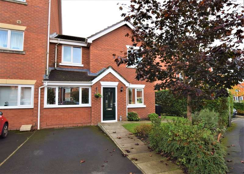 3 Bedrooms Semi Detached House for sale in Alderley Way, Stockport