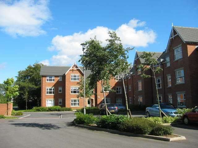 2 Bedrooms Apartment Flat for rent in Goosegarth, Eaglescliffe, Stockton-on-Tees, TS16 0RQ