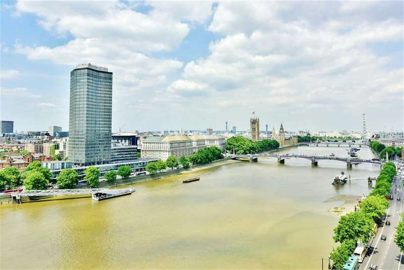 3 Bedrooms Apartment Flat for sale in Merano Residences, 30 Albert Embankment, London