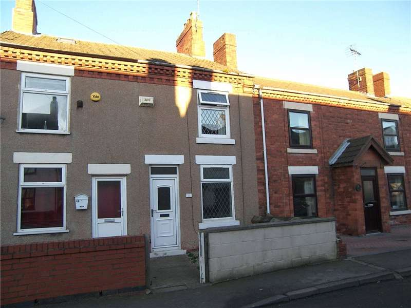 2 Bedrooms Terraced House for sale in Addison Street, Tibshelf, Alfreton, Derbyshire, DE55