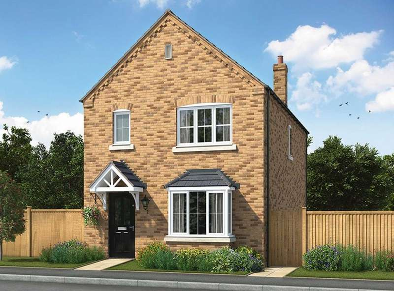 3 Bedrooms Detached House for sale in Plot 54, The Malham, The Swale, Corringham Road DN21