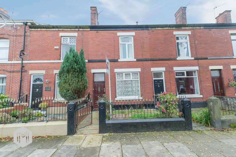 2 Bedrooms Terraced House for sale in Nipper Lane, Whitefield, Manchester, M45