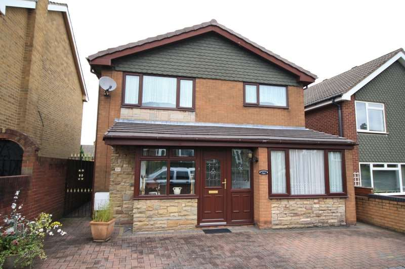 3 Bedrooms Detached House for sale in Horseley Road, Tipton, West Midlands, DY4