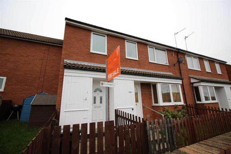 1 Bedroom Flat for sale in Burdon Main Row, North Shields