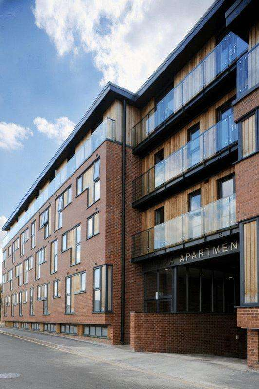 1 Bedroom Apartment Flat for sale in Dunstall Street, Scunthorpe, DN15 6JL