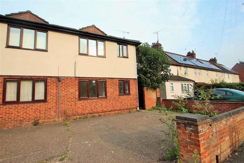 2 Bedrooms Maisonette Flat for sale in Collingwood Road, Lexden, Colchester