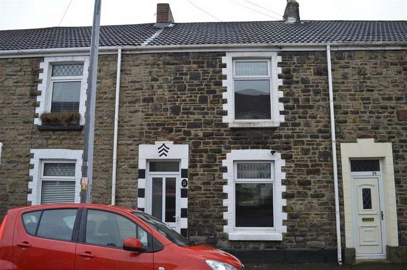 2 Bedrooms Terraced House for sale in Courtney Street, Swansea, SA5