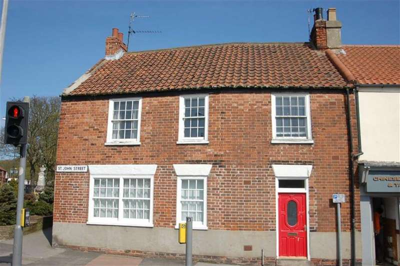 2 Bedrooms Flat for sale in St Johns Street, Bridlington, East Yorkshire, YO16