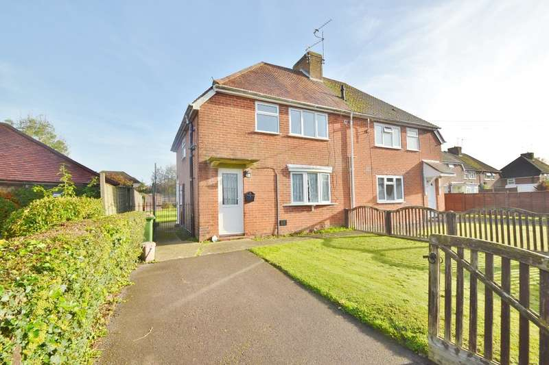 3 Bedrooms Semi Detached House for sale in Allbrook