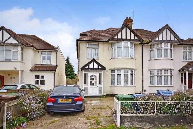 2 Bedrooms Flat for sale in Eastcote Lane, South Harrow