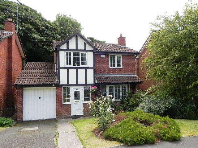 4 Bedrooms Detached House for sale in Retford Drive,New Hall,Sutton Coldfield